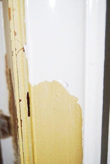 Door Frame Detail