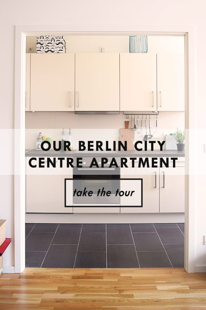 Our Berlin City Centre Apartment