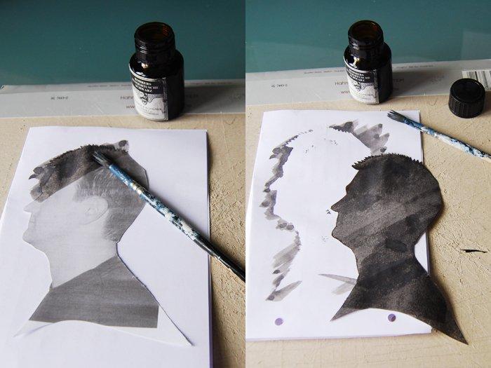 Silhouette Colouring