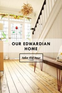 Our Edwardian House