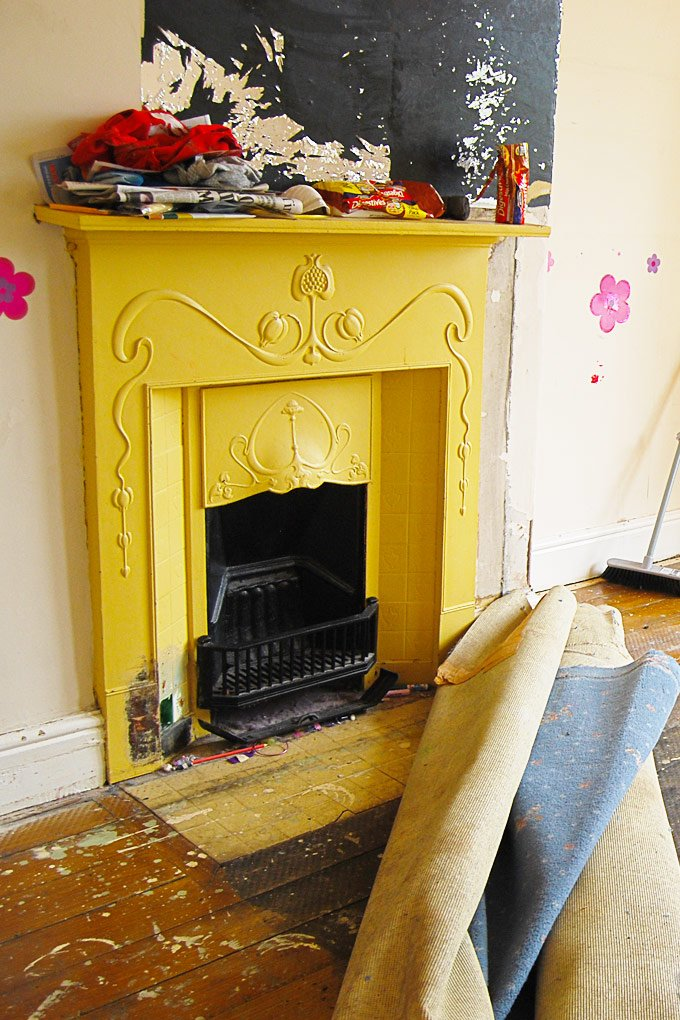 How To Restore A Period Fireplace