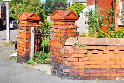 Gateposts