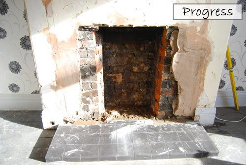 Fireplace Opening