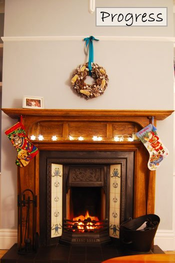 Edwardian Fireplace After