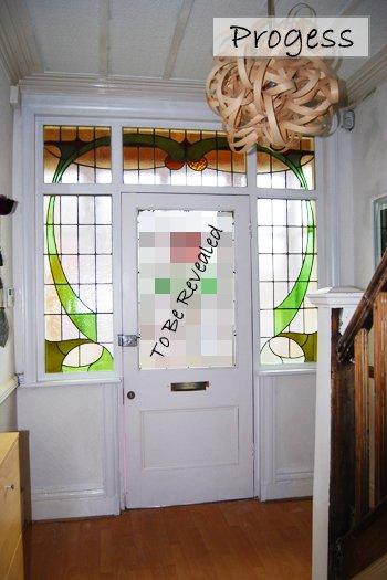 Restored Front Door