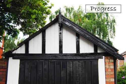 Garage Timber