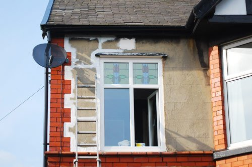 How To Do Exterior Painting