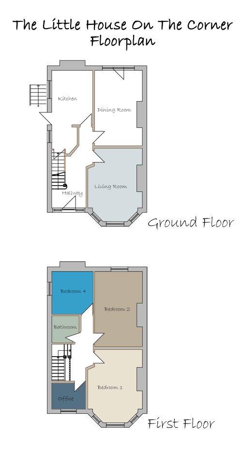 Our Colour Scheme Floor Plan