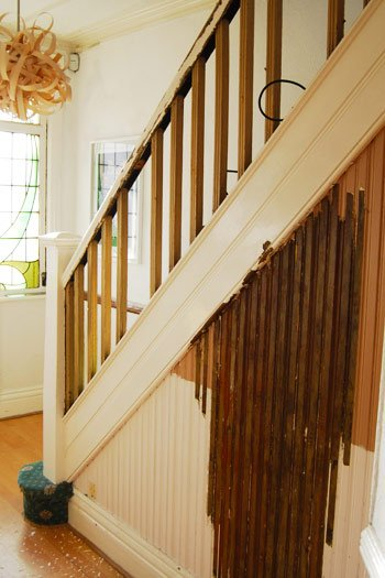Edwardian Staircase Restoration