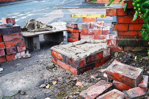 Rebuild Garden Post