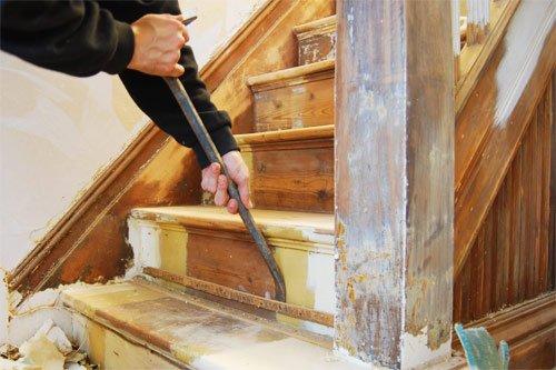 Amazing Staircase Restoration