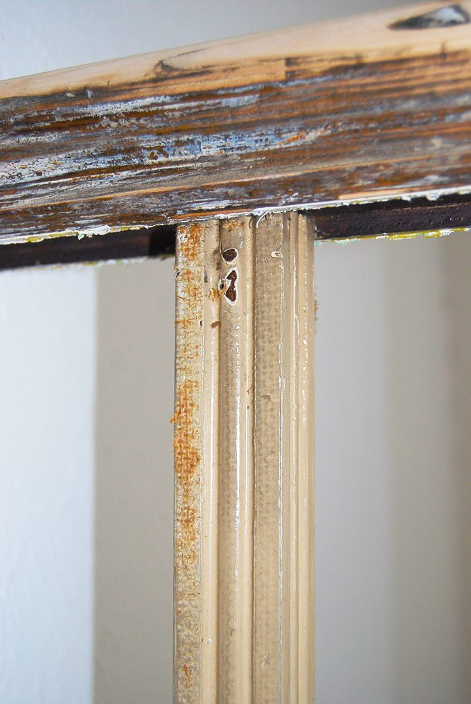 Edwardian Staircase Restoration - Balusters Before Stripping - Little House On The Corner