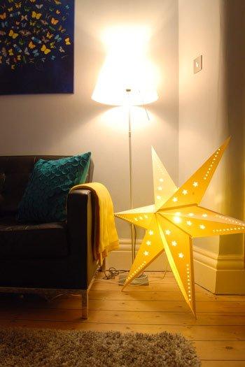 Ikea Stala Star Light