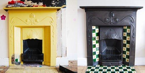 Edwardian Fireplace Restoration