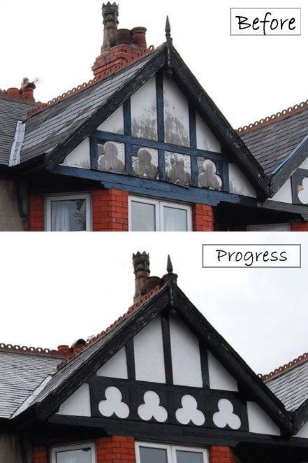 Gable Restoration