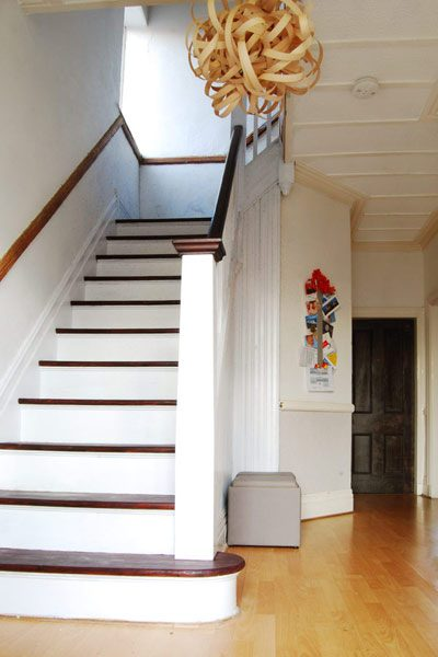 Edwardian Hallway and Staircase