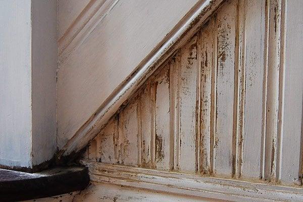 Staircase Sanding