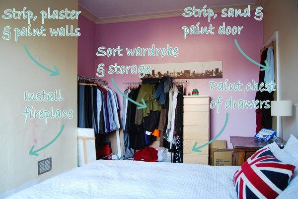 Bedroom Plan