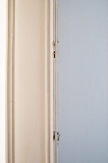 Chipped Door Frame