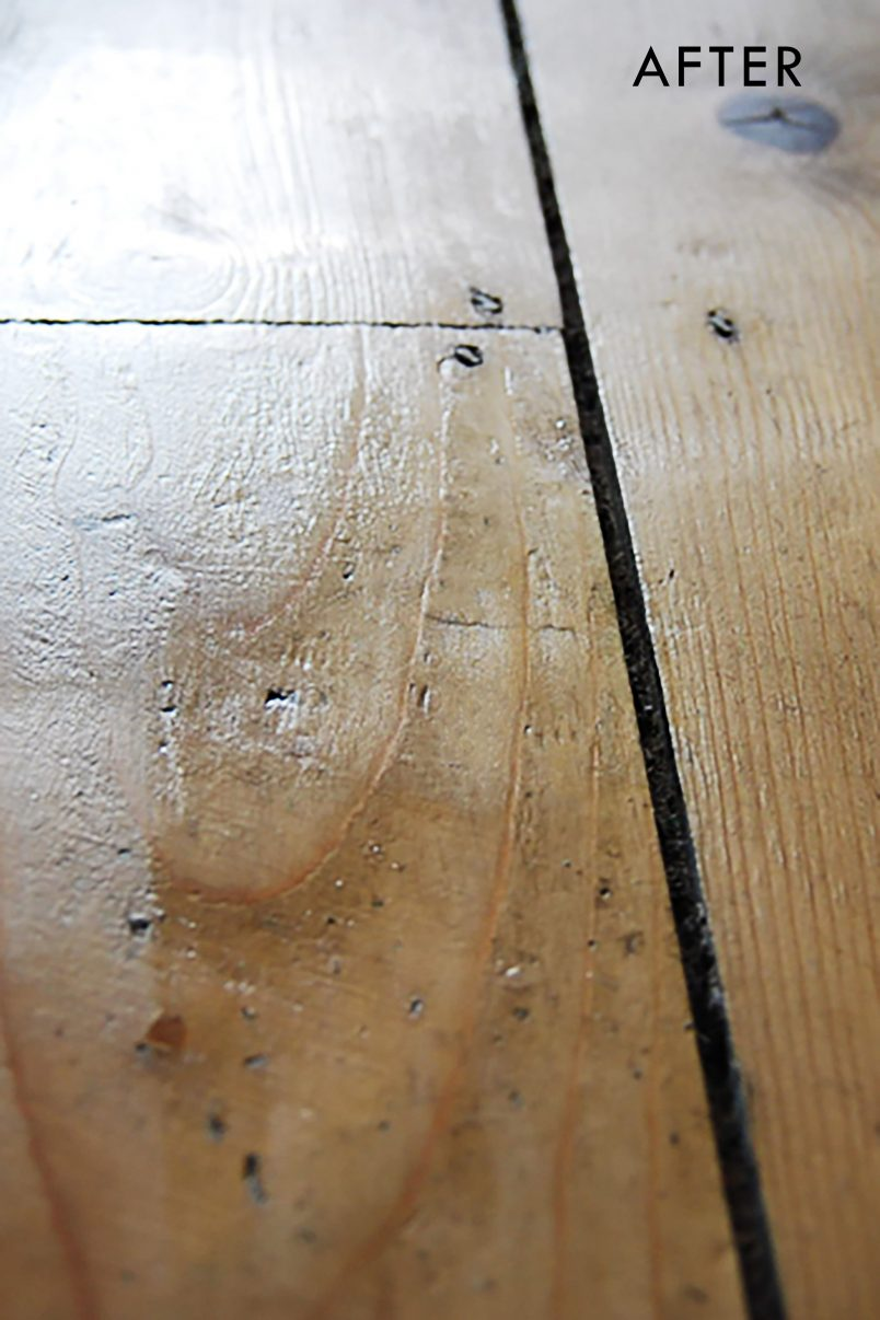 How To Remove Dents In Wood | Little House On The Corner