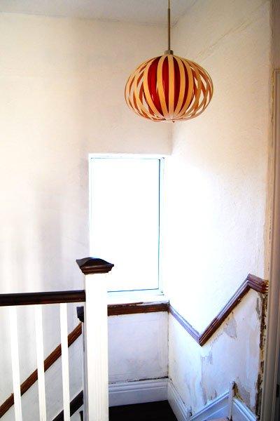 Veneer Lamp Shade