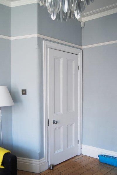 Restored Edwardian Door