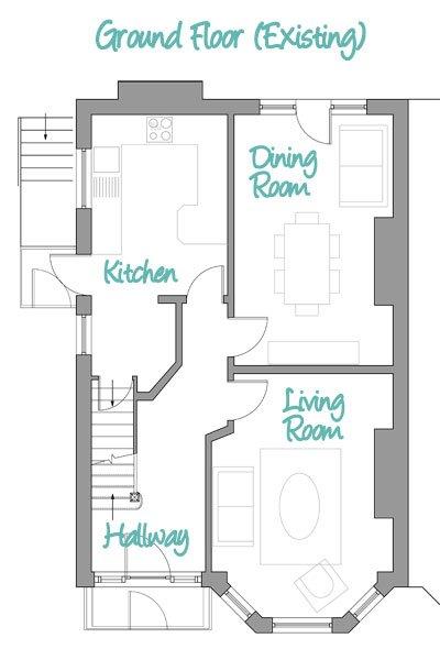 Edwardian Ground Floor
