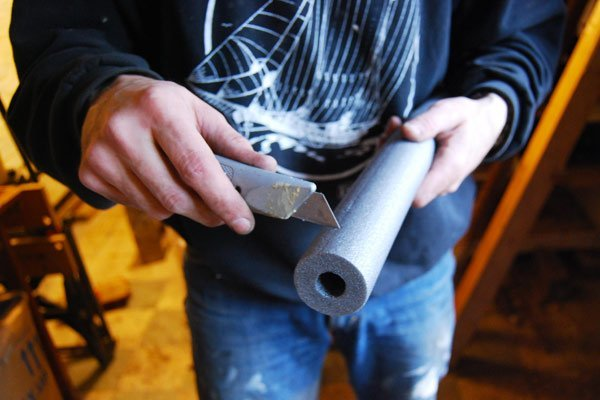 How To Insulate Pipes