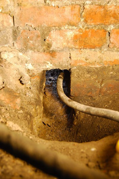 How To Install Water Mains