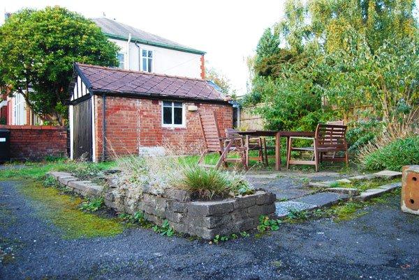 Garden In Need Of Overhaul