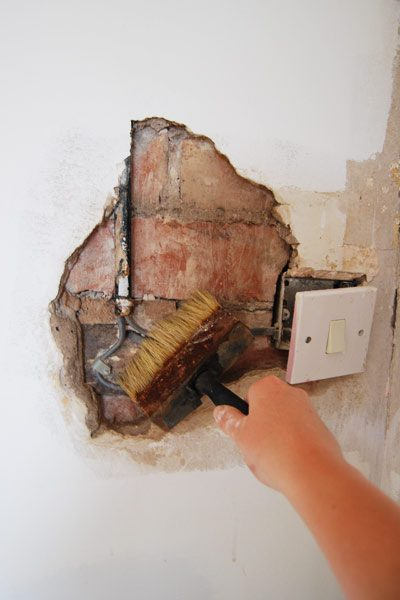 Patch Plastering