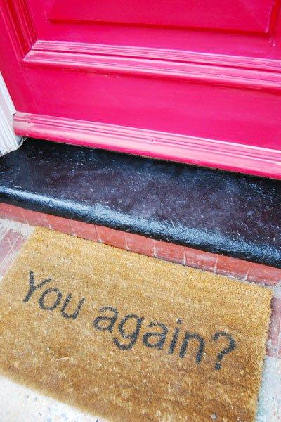 Front Door Step
