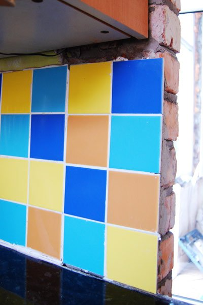 Temporary Tiling