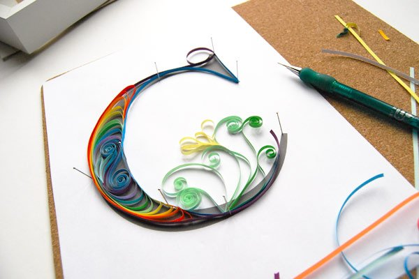 DSC_5733 Quilling Letter Template D on
