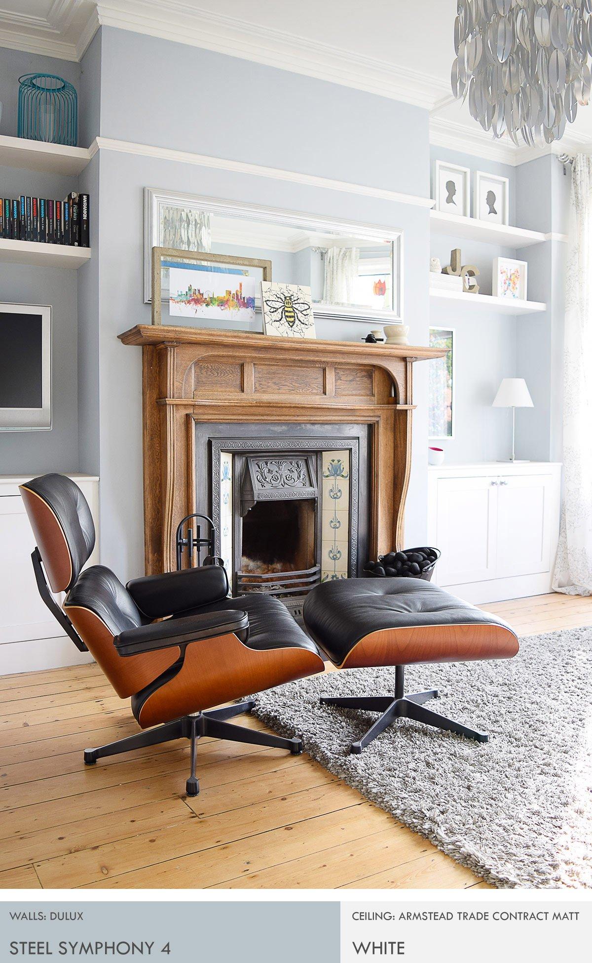 Edwardian Living Room | Little House On The Corner