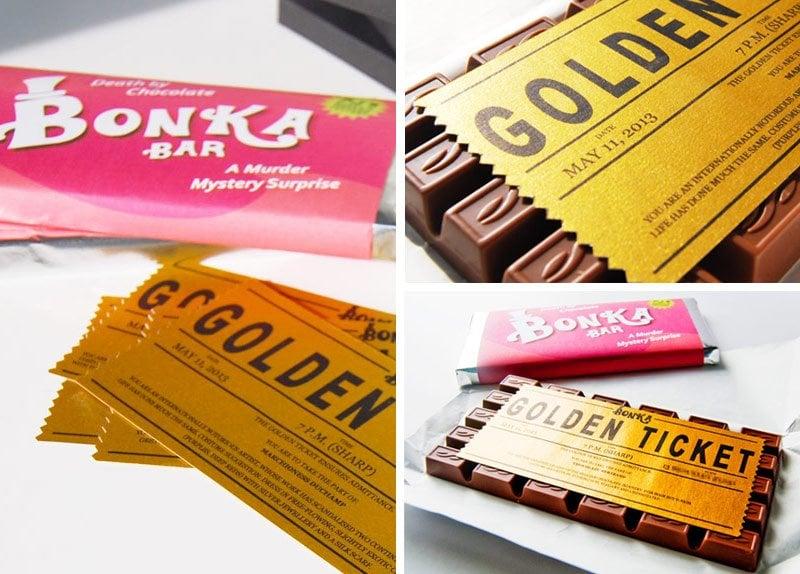 Death By Chocolate Wonka Bar