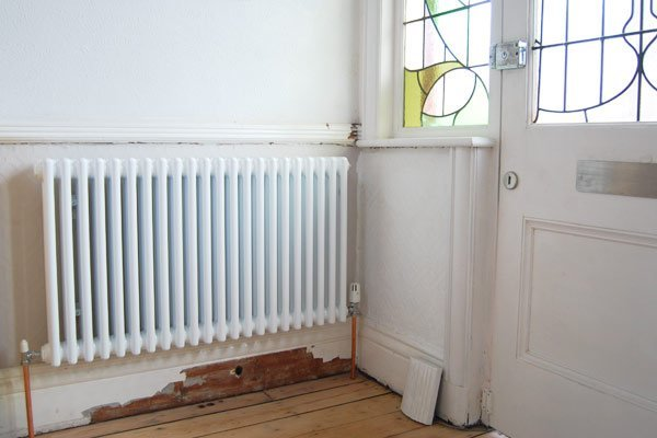 Replacing Old Radiators