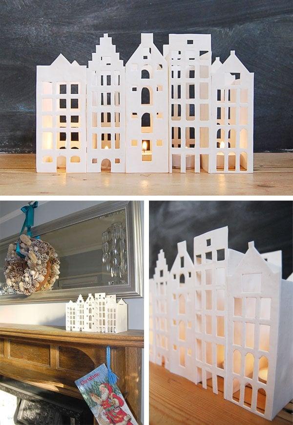 Tea Light Houses