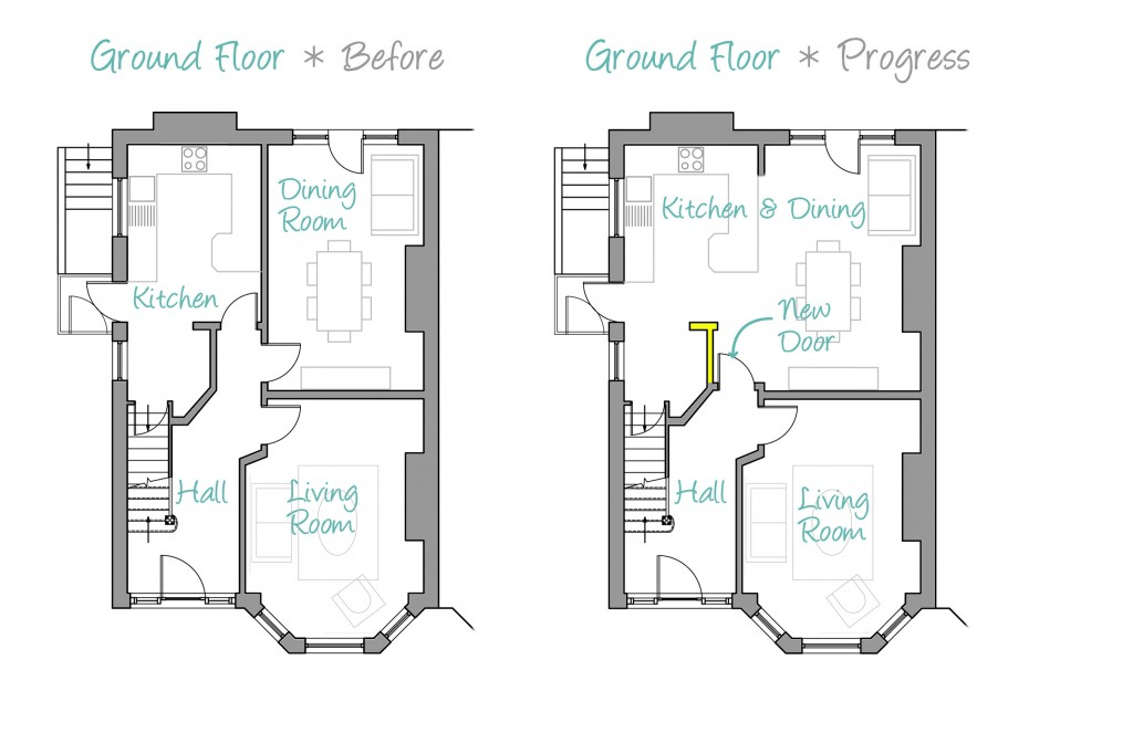 Edwardian Floorplan