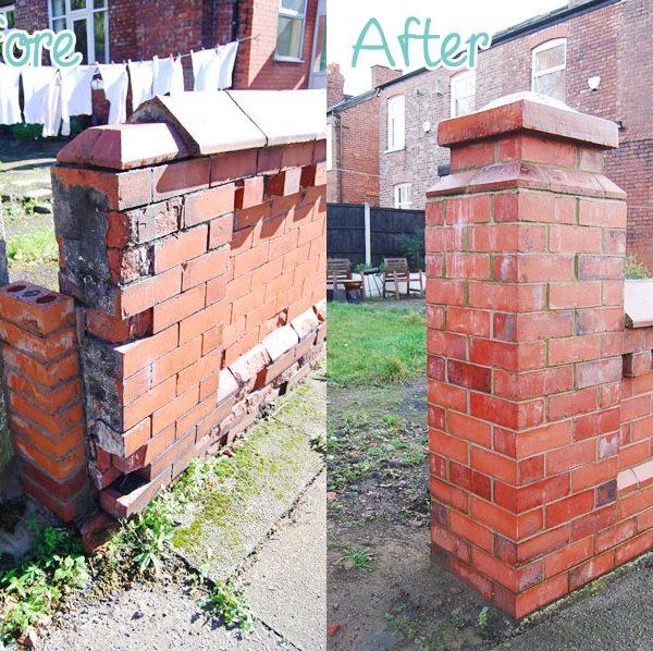 Wall Pillar