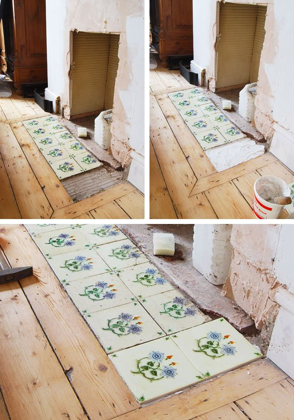 Period Tile Replacement