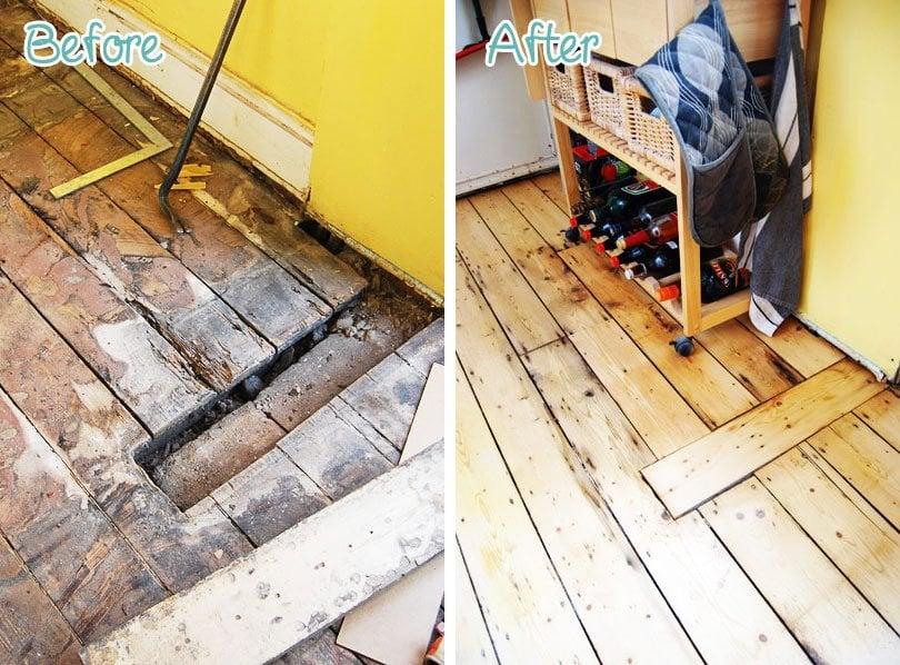 DIY Guide To Sanding Floors