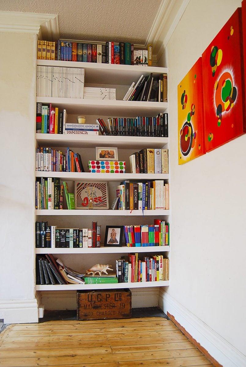 DIY Floating Shelves   Little House On The Corner