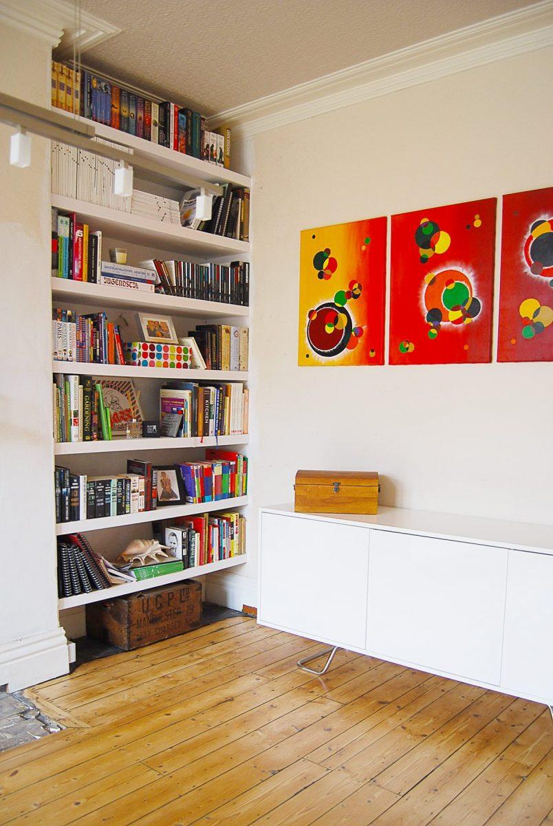 DIY Floating Shelves | Little House On The Corner