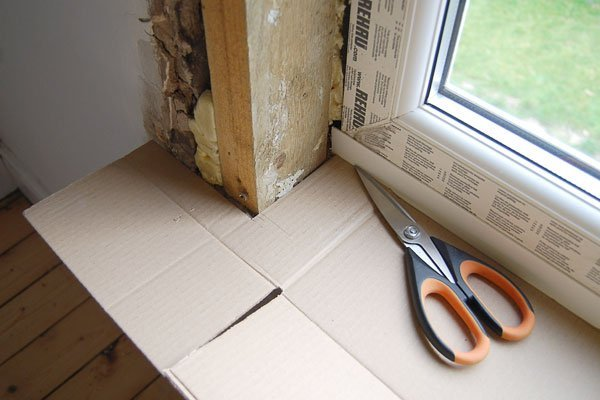 How To Install A Window Sill
