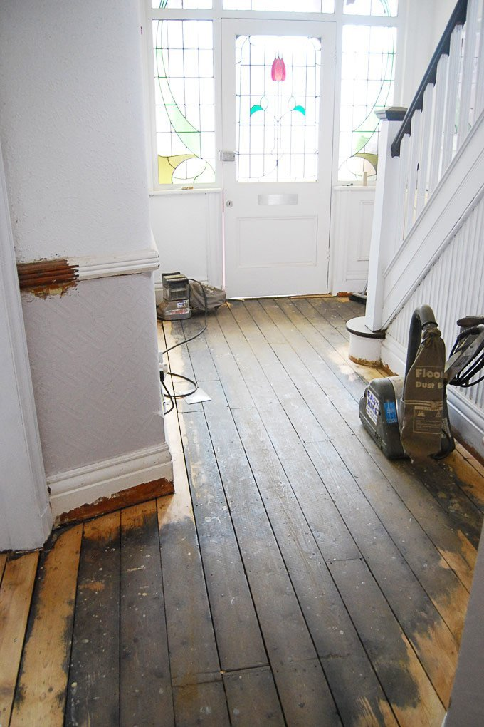 Diy Guide How To Professionally Sand Wooden Floors