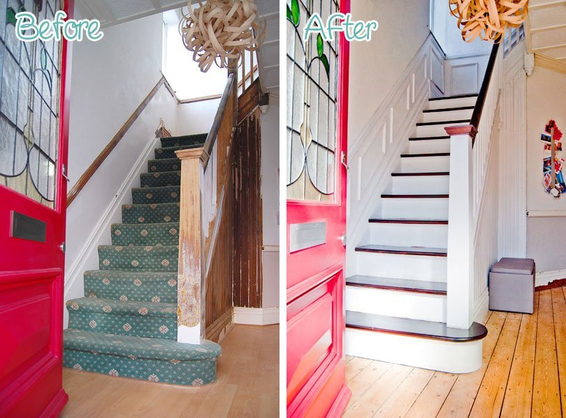 Edwardian Staircase Restoration