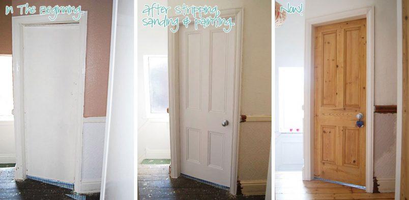 Evolution Of A Door
