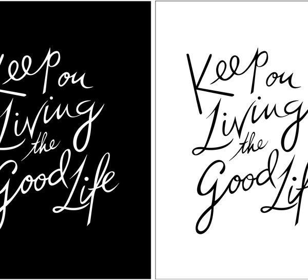 Free Typography Print