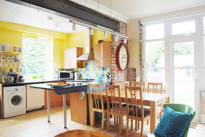 Kitchen & Dining Makeover - Progress